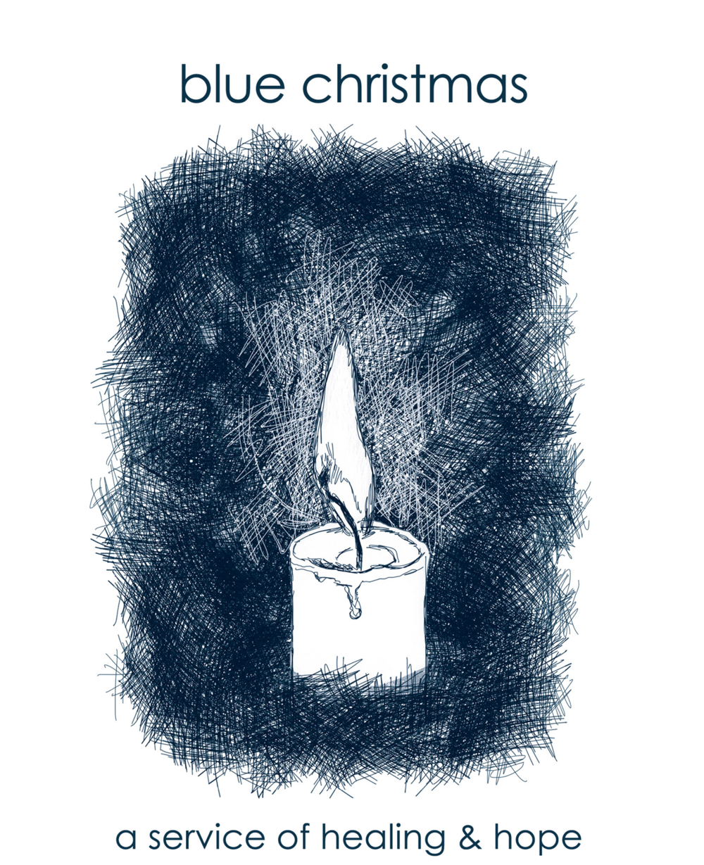 blue christmas service on december 21 - Blue Christmas Service
