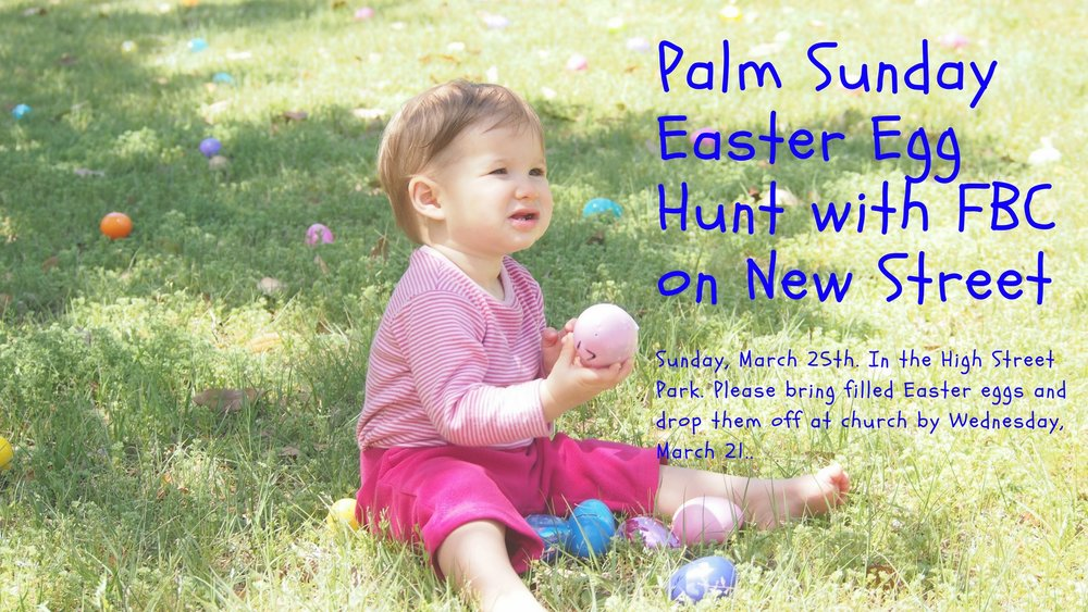 Palm Sunday Easter Egg Hunt with FBC on New Street.jpg