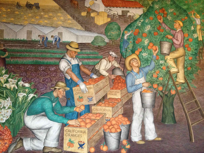 Migrant Farm Workers, from  Art in the Christian Tradition , a project of the Vanderbilt Divinity Library, Nashville, TN.   http://diglib.library.vanderbilt.edu/act-imagelink.pl?RC=56609  [retrieved September 10, 2018]. Original source: https://www.flickr.com/photos/cookwood/6331516045 - Liz Castro.
