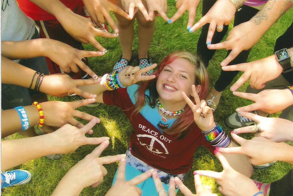 Instilling Peace through our fellow youth