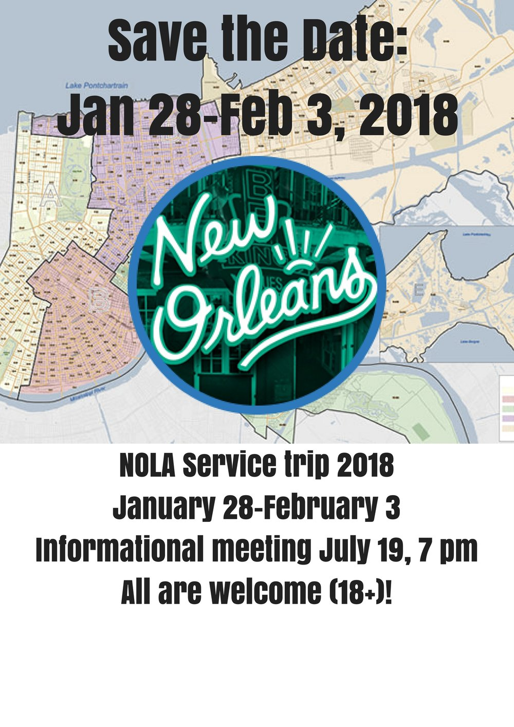 New orleans dating service