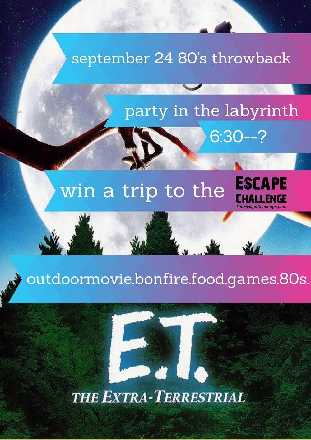 Party in the Labyrinth!Outdoor movie, dessert potluck contest- bring your best and most creative! Popcorn, games and dessert.jpg