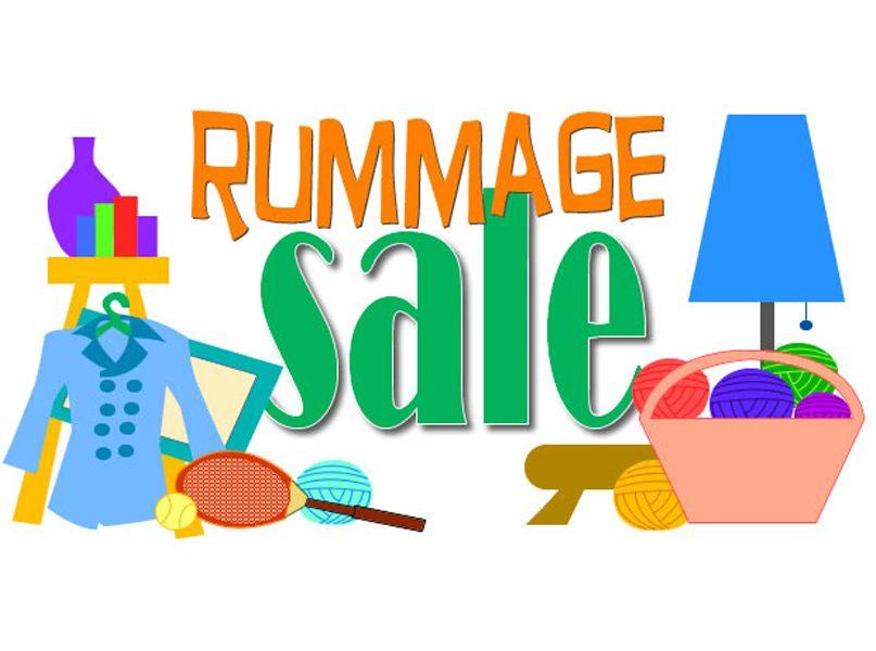 UMW Rummage Sale — Christ United Methodist Church