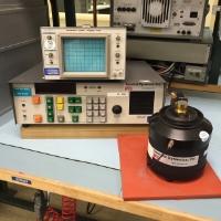 Particle Impact Noise Detection