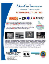 Solderability Testing #2