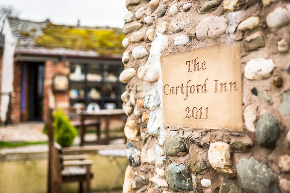 The Cartford Inn Exterior