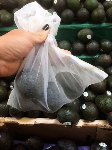 Avocado in Reusable Produce Bag.JPG