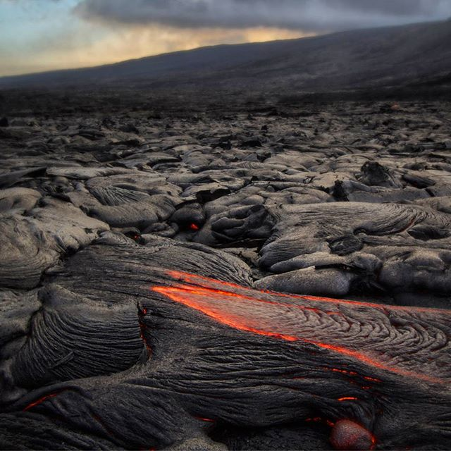 2016 lava flow at Kalapana, Hawaii.  #intlandrea#travel #travelgram#OneSmallRock#mytravelgram #natgeo#worlderlust #hawaii #lava #kalapana #hike #instablishment#slcimages#adventure#backpacking#tourism#ventureout#neverstopexploring #nature #travelphunIotography #igtravel #thrillseeker #travel#adventuretravel#natgeoinfo#SoulTravelers  @geo_tag @yourworldgallery @theimagereview @thephotosociety @hawaiimagazine