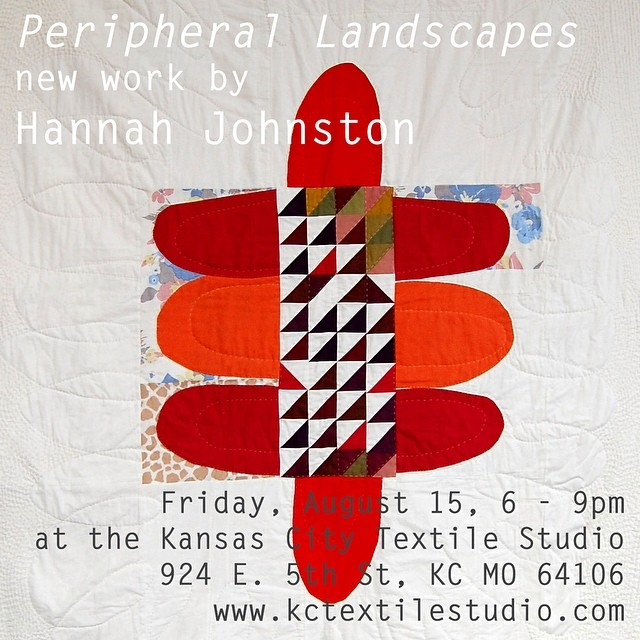 Come to our August 15 third Friday opening!