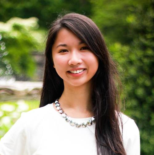 Kathy Chen (Alum, Undergraduate)