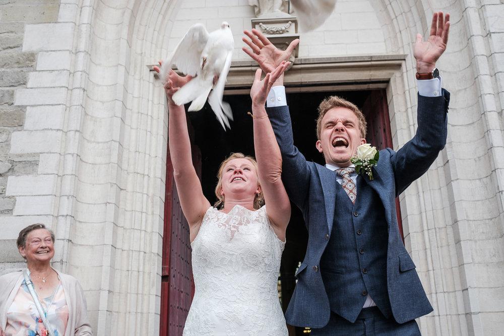 fotograaf huwelijk antwerpen Sara & Christophe iso800