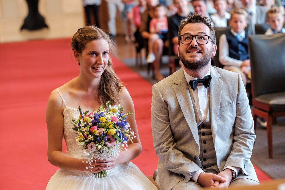 iso800 huwelijksfotografie eline & dennis gemeentehuis mortsel c