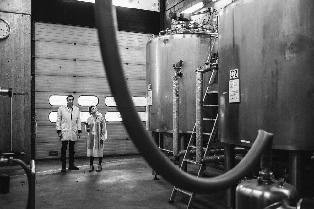 Bio Base Pilot Plant iso800 Greenbrand bedrijfsreportage Kleine