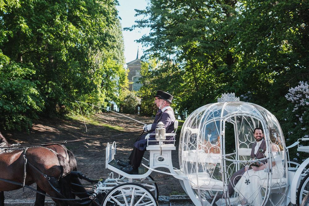 huwelijksfotograaf van Birgit & Christophe ontmoeting
