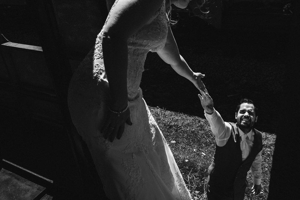 huwelijksfotograaf van Birgit & Christophe fotoshoot