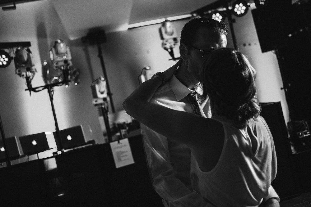 trouwfotograaf van Sara en Tim die trouwden in Ranst