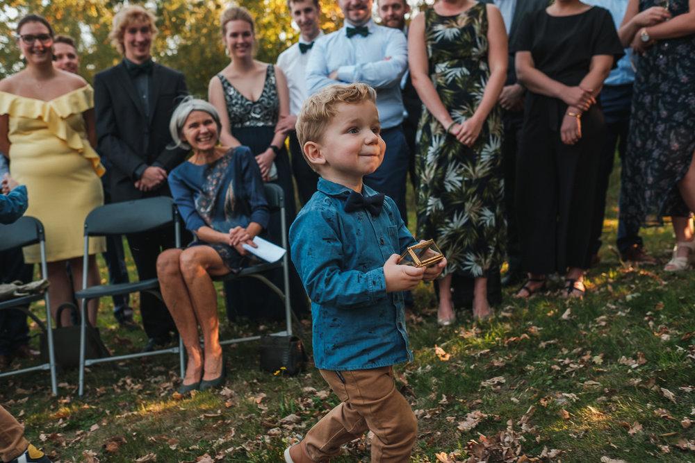 Fotograaf huwelijk trouwfeest Kristien & Waldo Antwerpen herfst