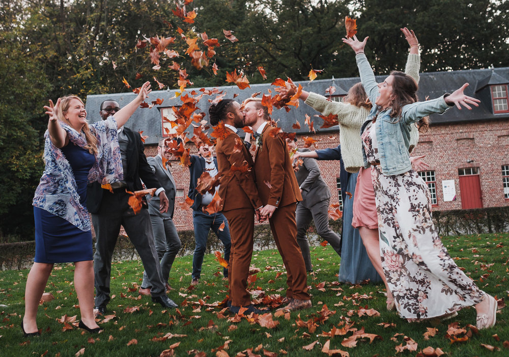 huwelijksfotograaf huwelijk West-Vlaanderen iso800