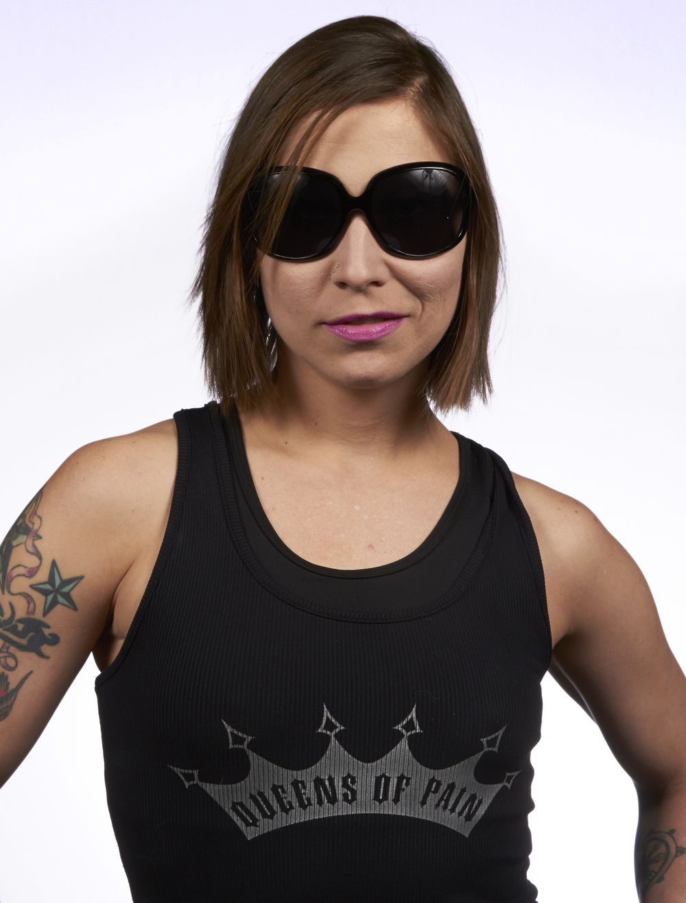 Nail Diamond, Queens of Pain. Photo: Jean Schwarzwalder