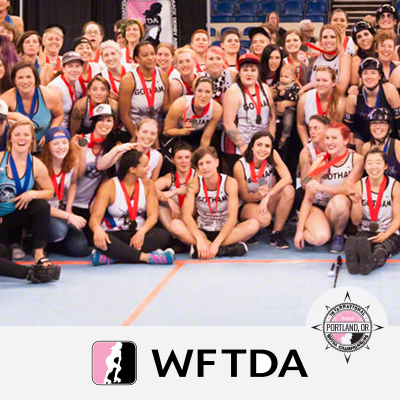 2016 International WFTDA Championships