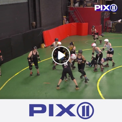 Meet the Gotham Girls Roller Derby