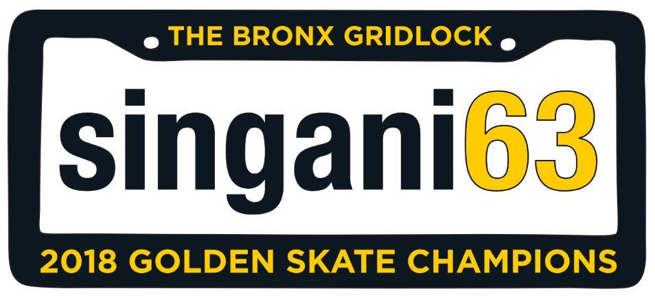Singani 63 Bronx Gridlock logo