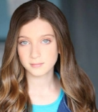 AYLA SCHWARTZ - Originating Young Elsa in the Broadway production of FROZEN