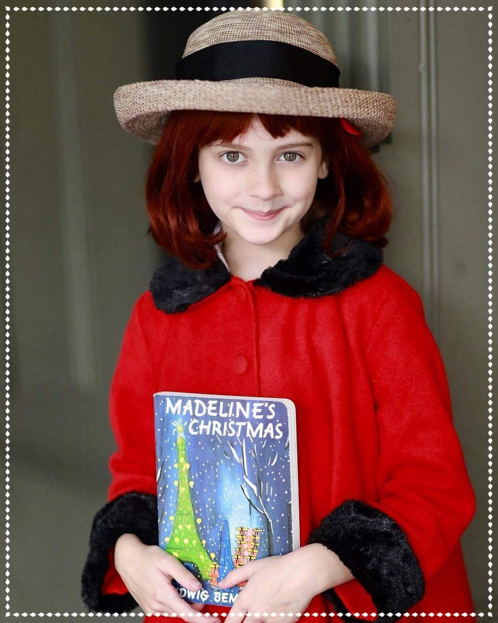 SAMI BRAY  (Broadway's  1984 ) as Madeline in  MADELINE'S CHRISTMAS