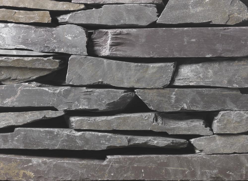 Thin Slate Walling