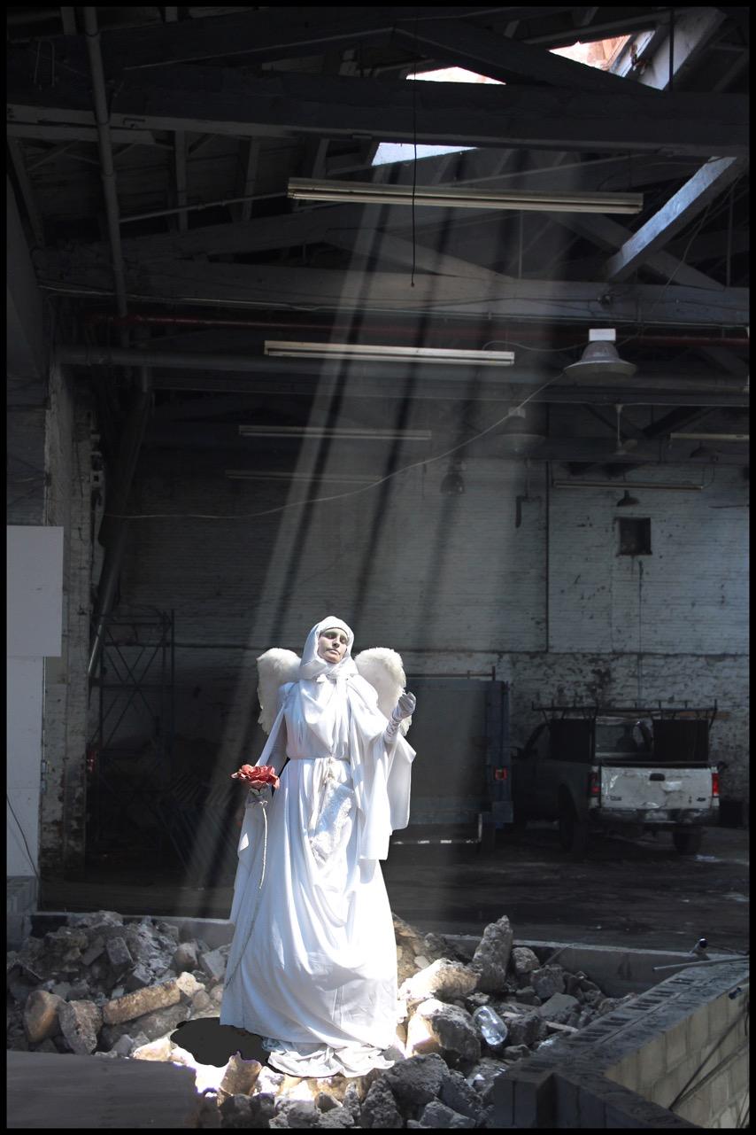Rubble Angel, 2015