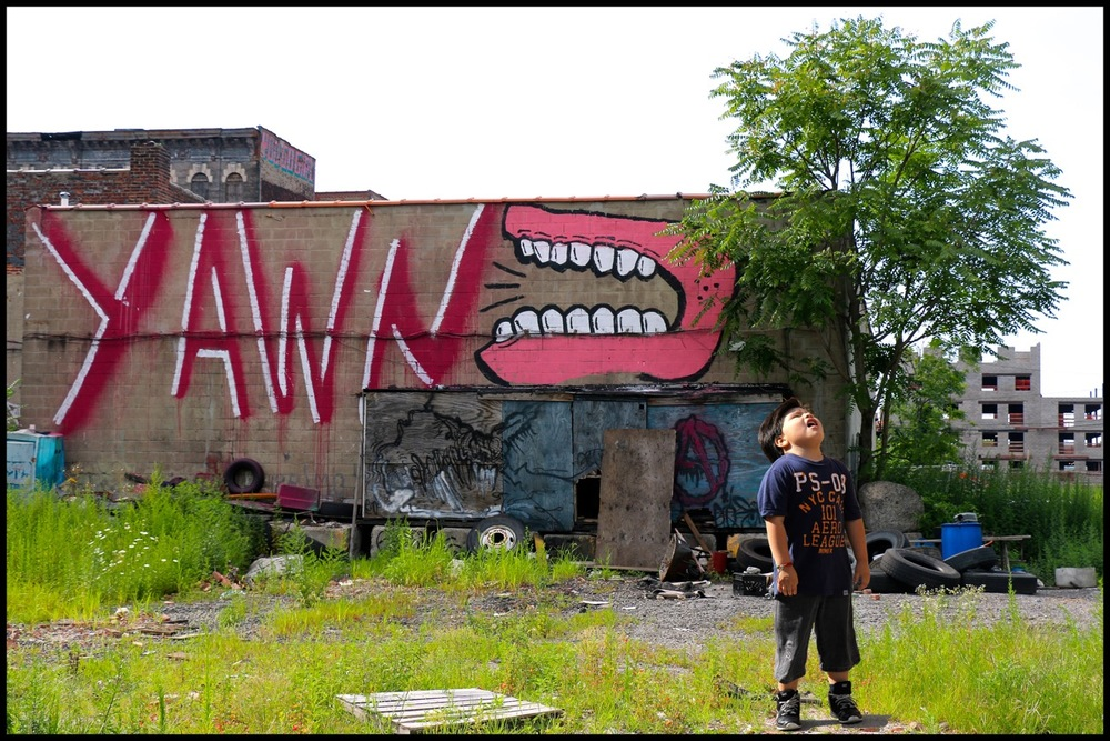 Yawn, 2015