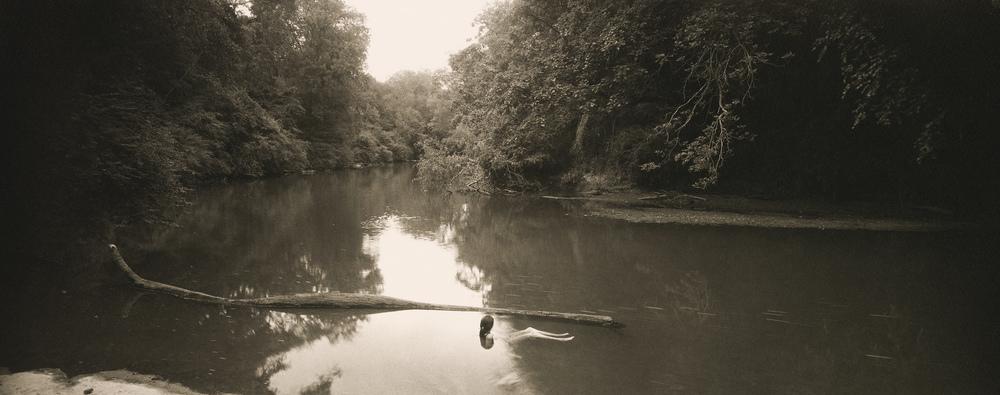 Nancy Marshall, South River Georgia, 2002