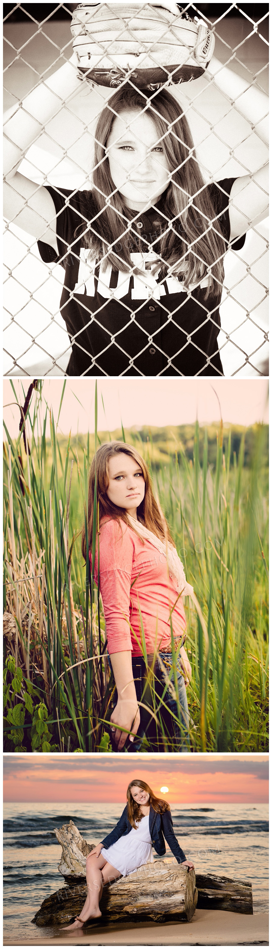 Senior photography North Muskegon
