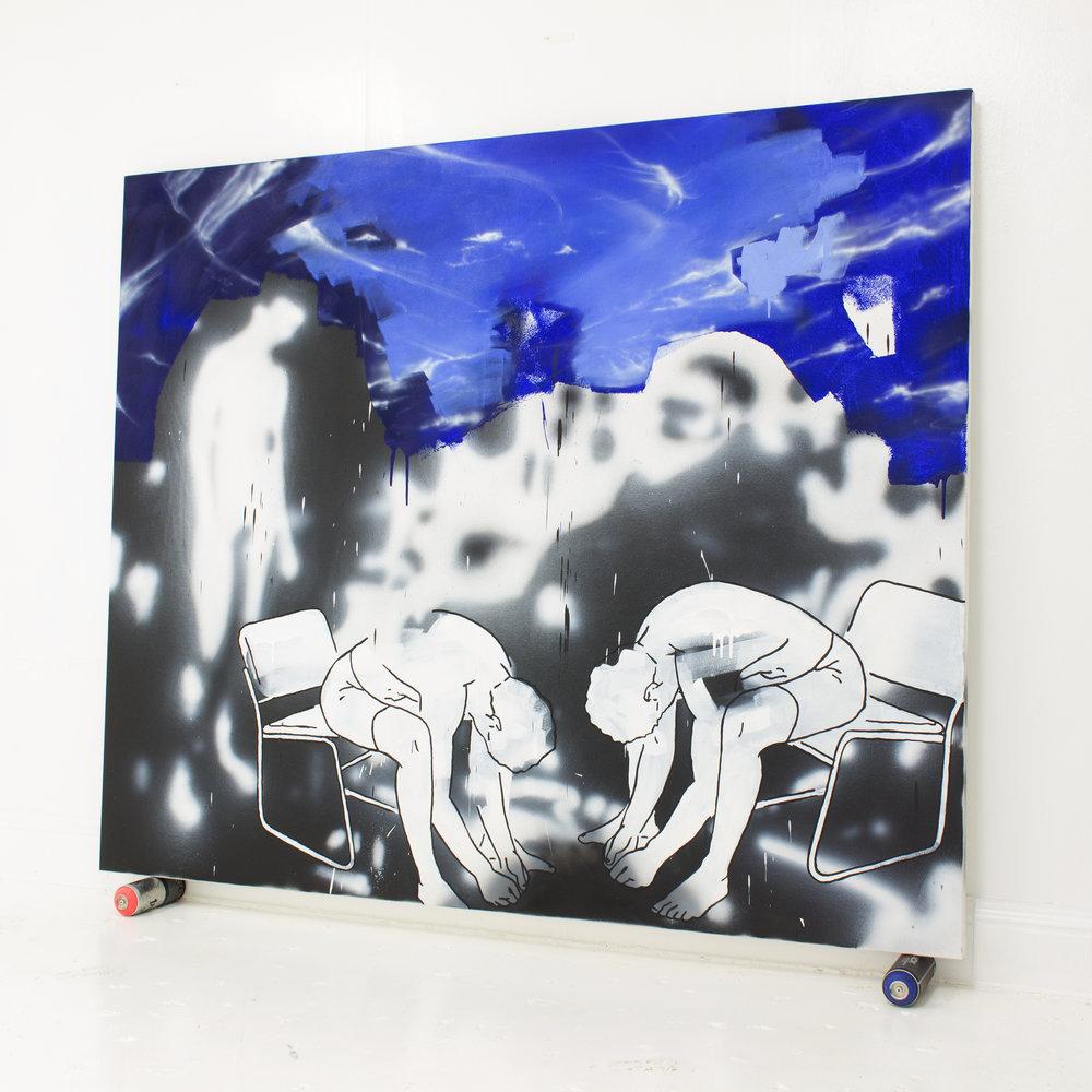 Mauro C Martinez Threshers Oil Painting Right.jpg