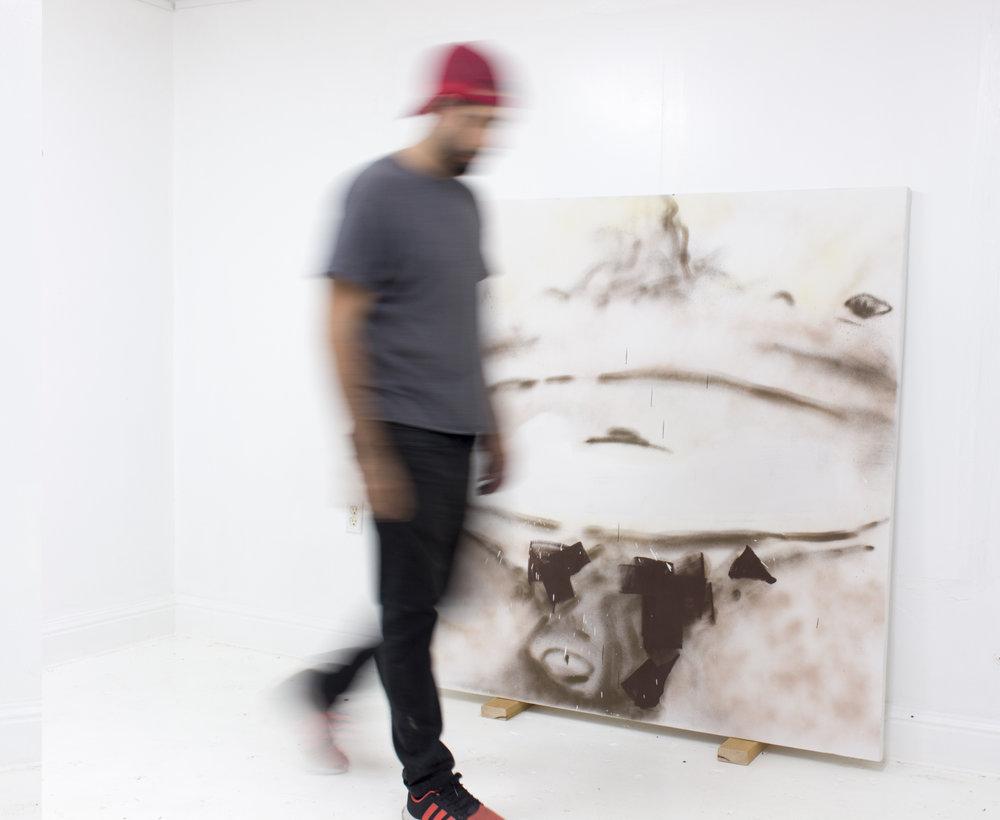 Mauro C Martinez Nude Torso Painting 3.jpg