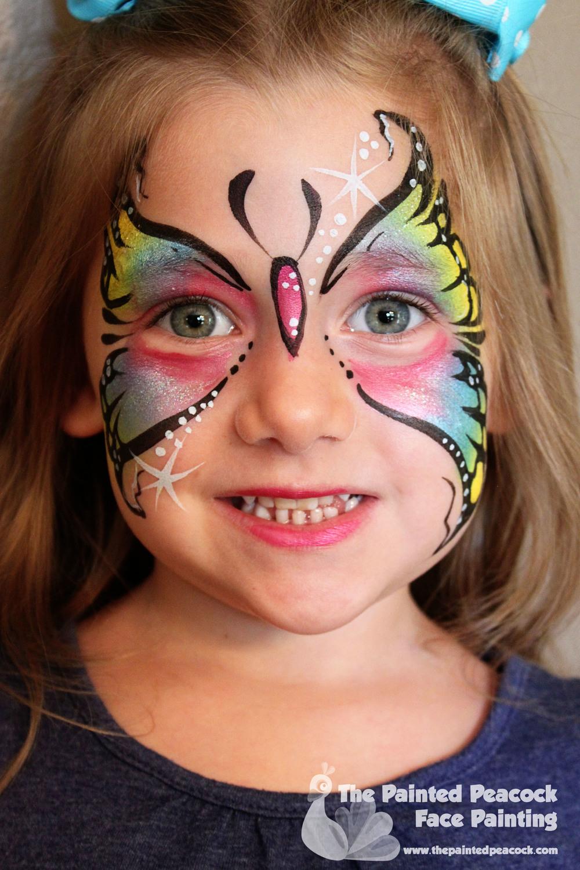 #ButterflyFacePaint #FacePaint
