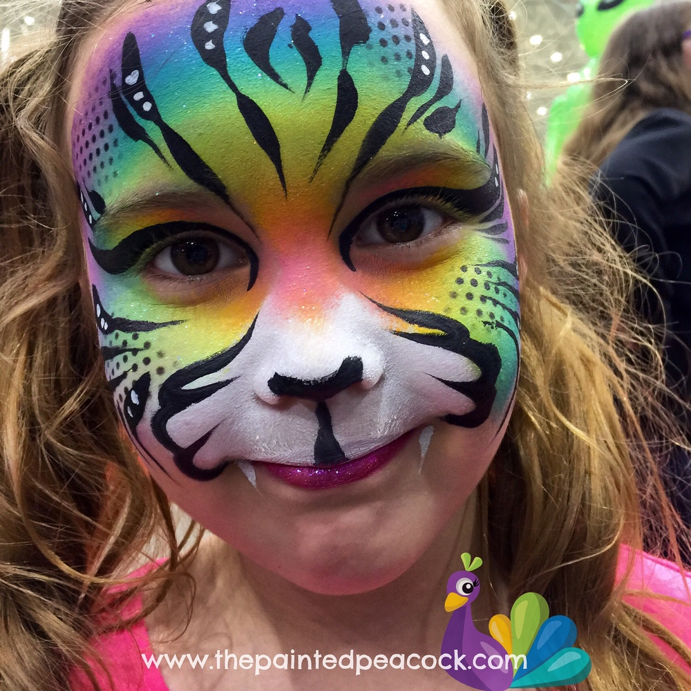 #tiger-face-paint