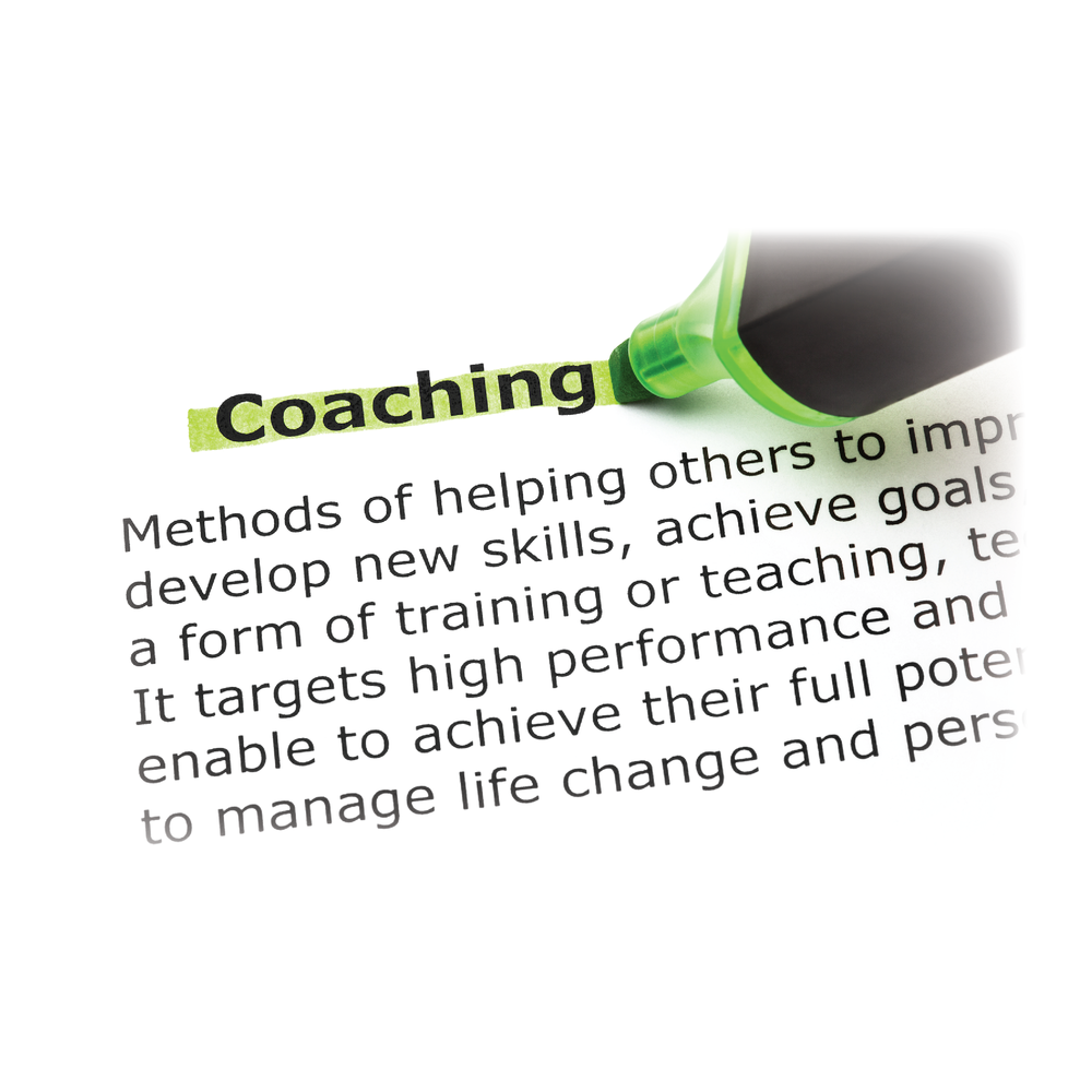 - Consult With The Coaches