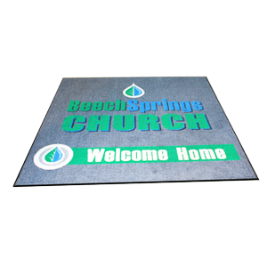 Imprinted Door Mats