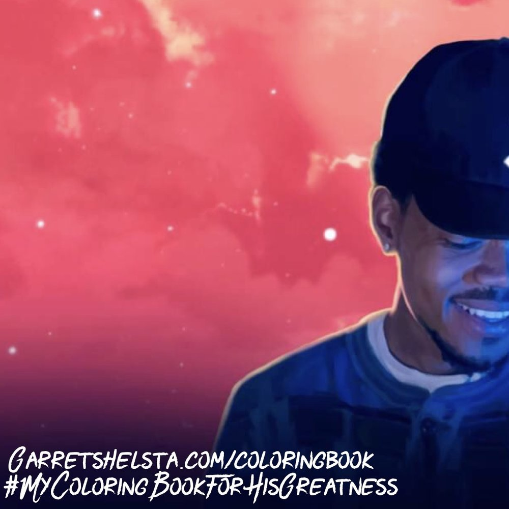 The coloring book chance the rapper download - Feel Free To Download This Picture And Share It Out To Invite Other In On The Journey