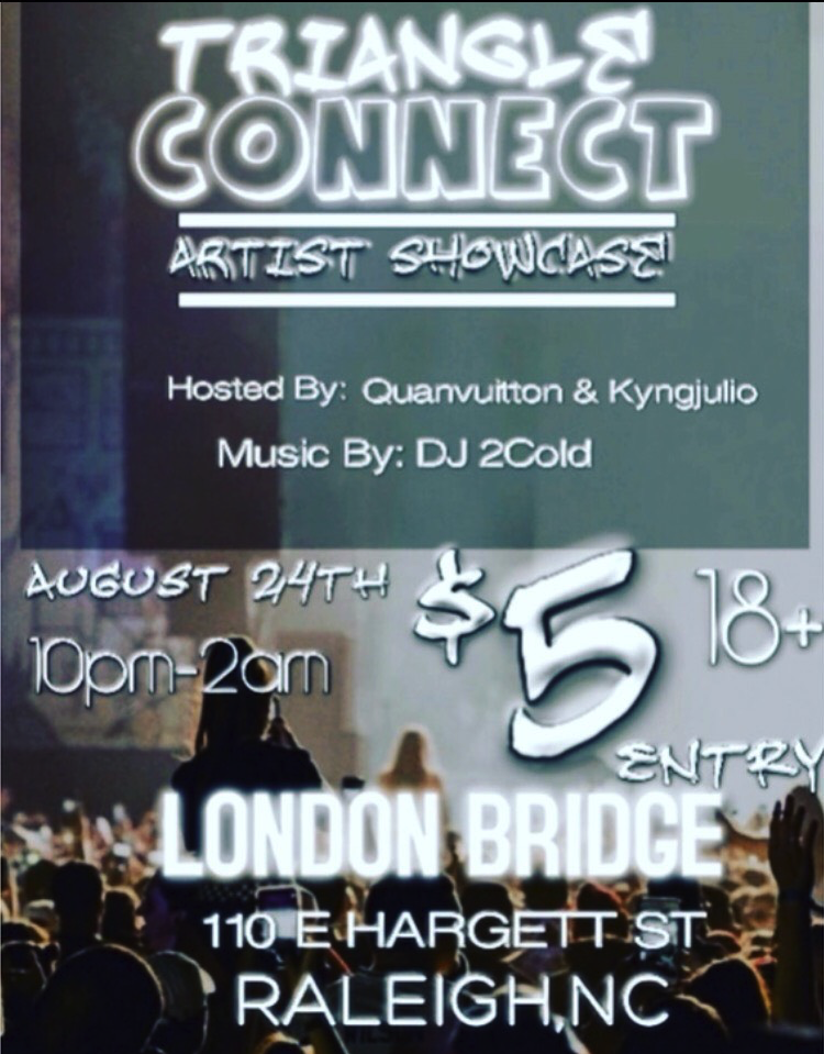 triangle connect artist showcase