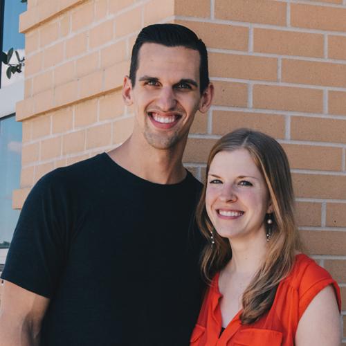 Campus Pastors: Josh & Corinne Blackmun