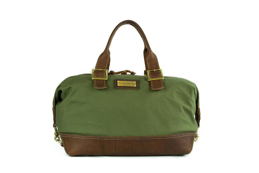 Sword & Plough The Weekender Bag - $359