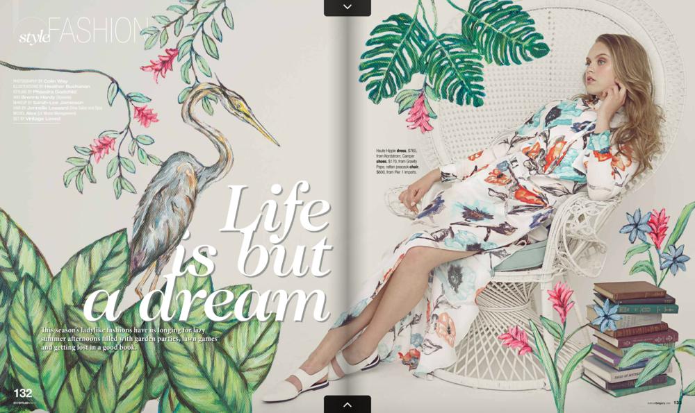 Avenue Magazine: May 2015