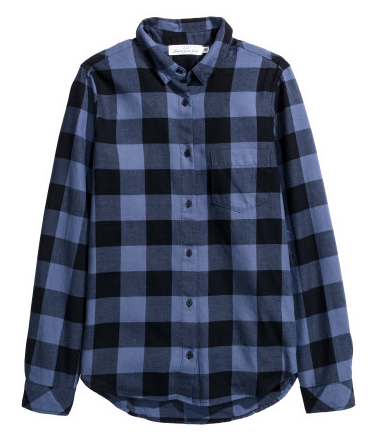Plaid/Flannel Shirt