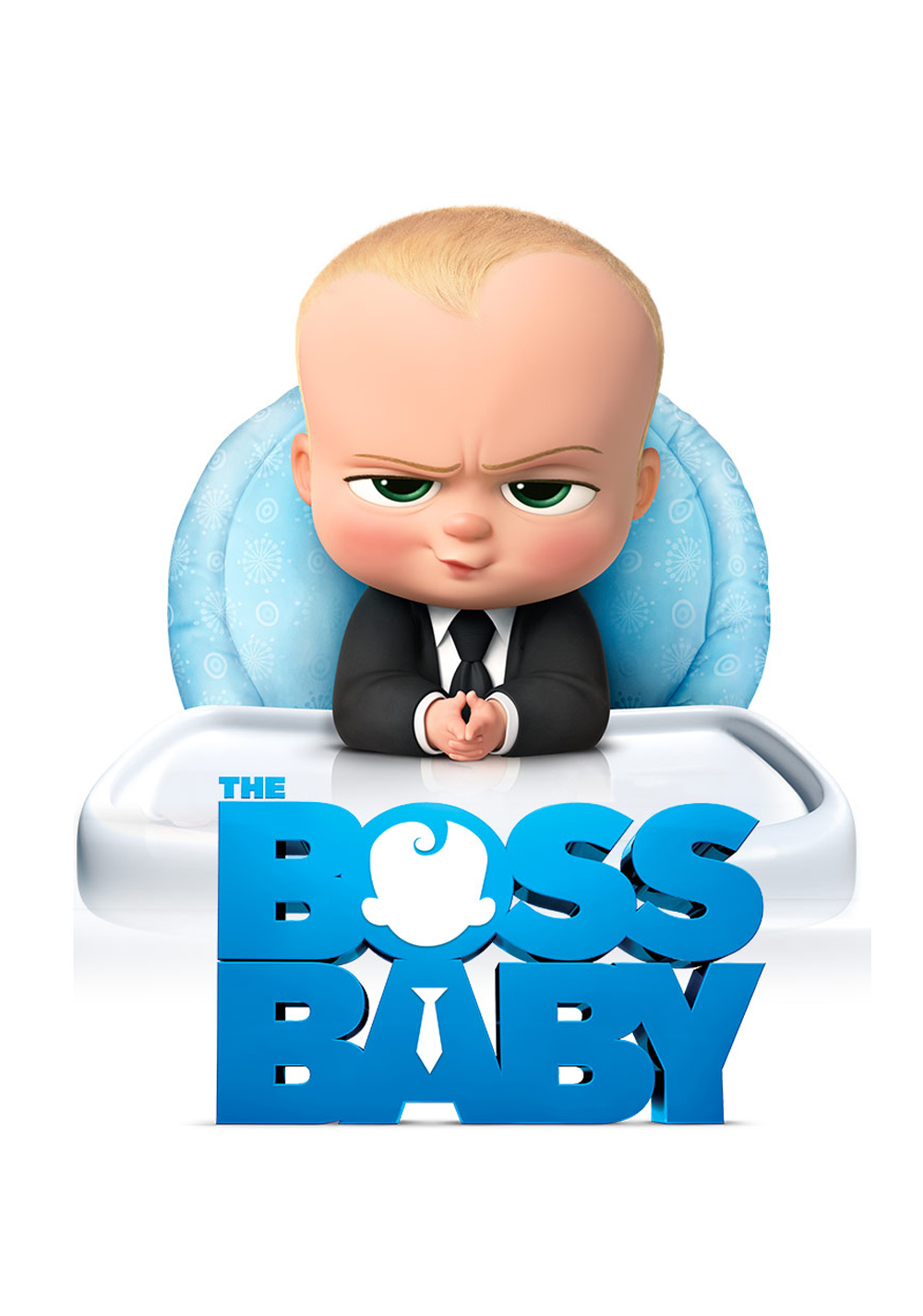 THE BOSS BABY  (PG)   12:45  2:50 4:55  7:15  9:35    Family film/Comedy ‧ 1h 36m