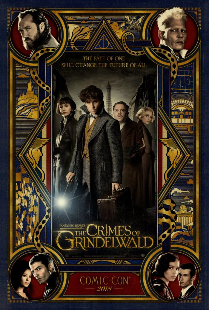 Fantastic Beasts: The Crimes of Grindlewald