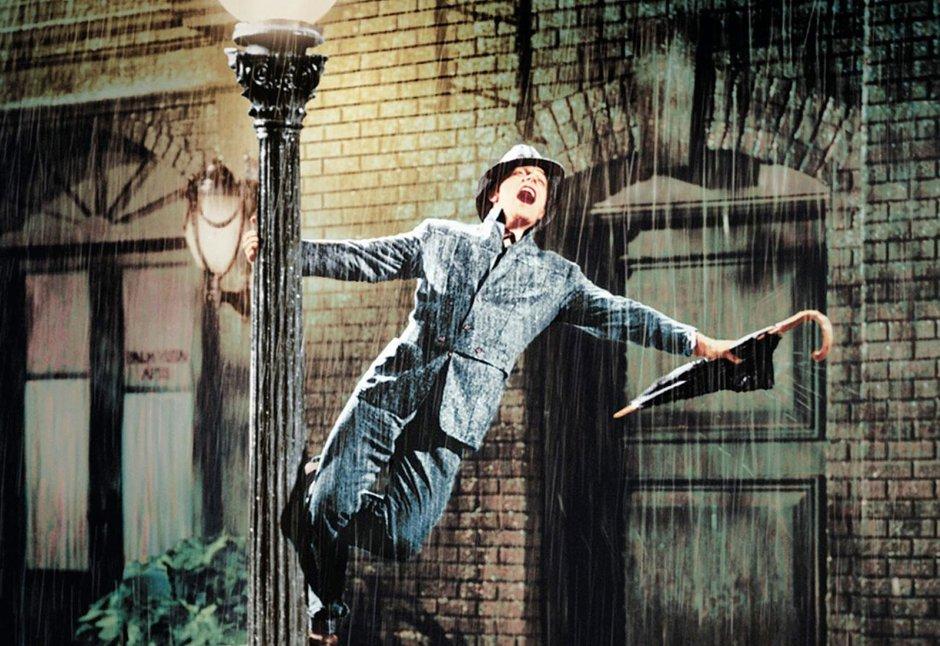 "Gene Kelly - ""Singin' in the Rain""Midnight Jan. 5th and 6th"