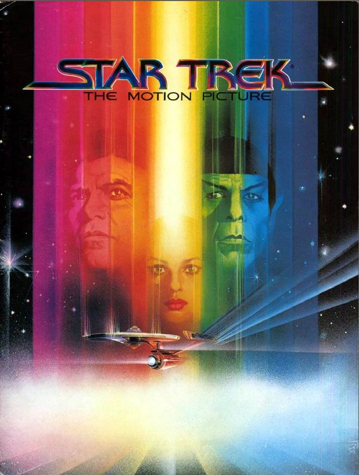 Gene Roddenberry - Star Trek: The Motion Picture (1979)Midnight Jan. 18th and 19th