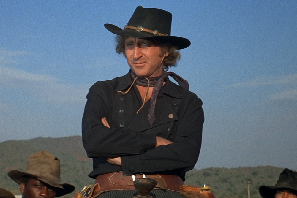 Gene Wilder - Blazing SaddlesMidnight Jan. 25th and 26th